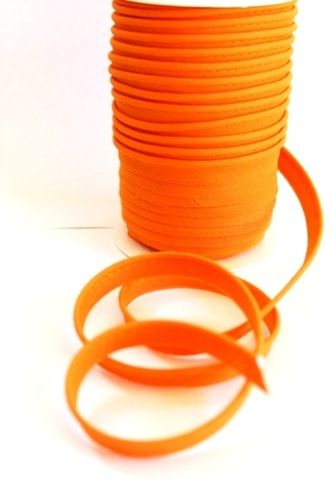 1m Paspelband 10mm breit, orange