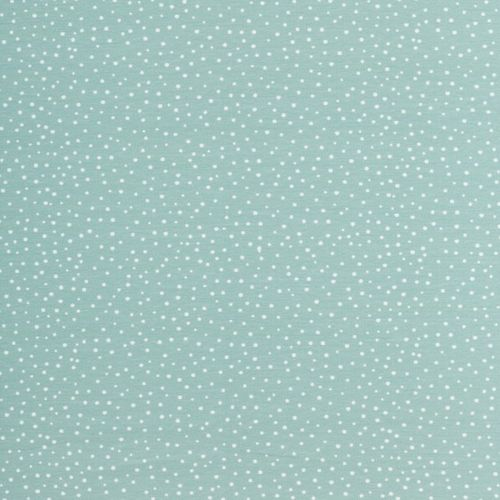 Jersey Snowflakes by Lila-Lotta, mint
